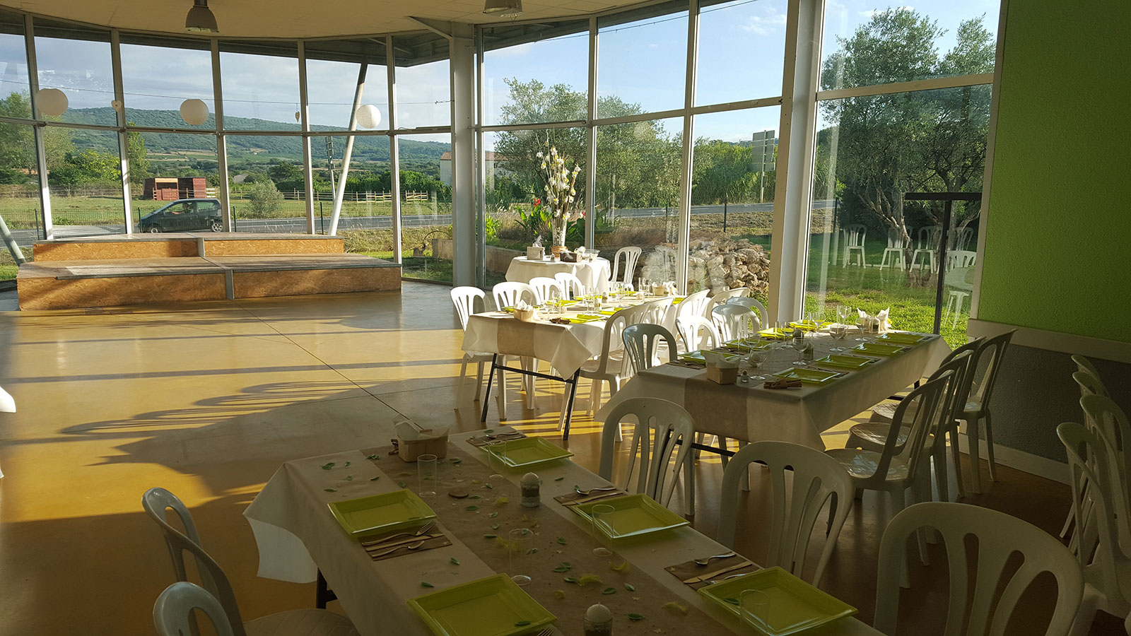 Location De Salle De Reception Pres De Montpellier La Nouba